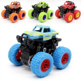 惯性四驱越野车儿童男孩模型车