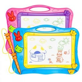 儿童画板磁性彩色写字板