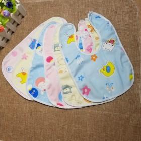 婴幼儿口水巾一条