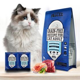 淘宝-1.81kg天然无谷多肉英短成猫猫粮