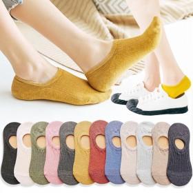 袜子女船袜女生隐形四季款学院日系棉袜子短袜浅口