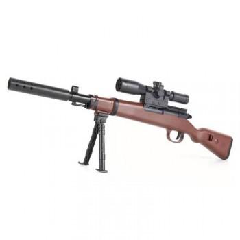 儿童水弹枪98K小号玩具枪 40CM