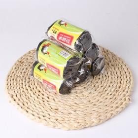 厨房家居百货环保塑料袋装加厚黑色垃圾袋断点式环保袋