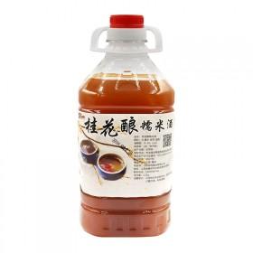 原浆桂花酒桂花酿5斤
