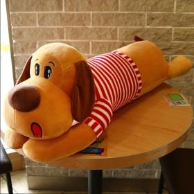 毛绒玩具狗趴趴狗抱枕布娃娃超可爱儿童玩具熊公仔男女