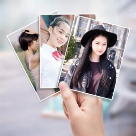 请拍5份A4相纸照片相片高清打印