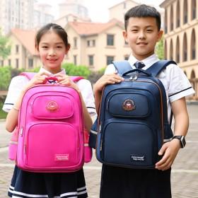 贵族小学生书包儿童书包减负护脊1-6年级男女孩