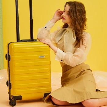 旅行箱行李箱拉杆箱密码箱24寸带扩展
