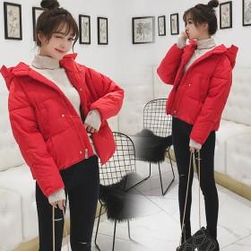 冬季韩版宽松羽绒棉服