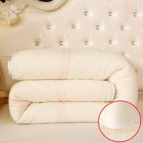 【8斤  100%新疆纯棉花被子】棉被冬被被芯棉絮