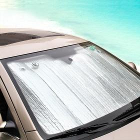 汽车遮阳挡 隔热气泡汽车遮阳板 汽车 遮阳挡汽车用
