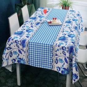 餐桌茶几长方形桌布网红24款可选桌布现代布艺防水