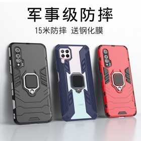 华为nova6手机壳全包防摔5g硅胶全包se