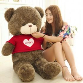 泰迪熊公仔大号抱抱熊毛绒玩具儿童布偶娃娃女生生日礼