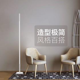 极简创意led落地灯高亮书房客厅遥控立式灯