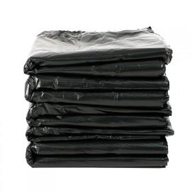 黑色垃圾袋大号商用80超大塑料袋加厚环卫特大垃圾袋