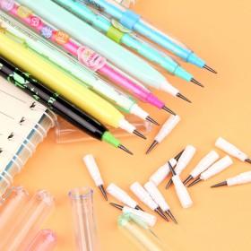 20支免削铅笔/10支160枚芯/320芯自动笔