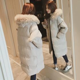2019冬季羽绒棉服加厚外套女冬面包服棉袄韩版