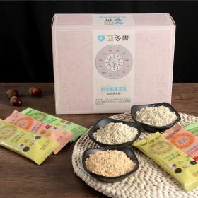 450克五谷杂粮代餐粉红豆薏仁粥山药养胃营养早餐