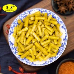 椒剁椒小米椒母酸水腌制红醋萝卜泡豇豆脆酸豆角任选