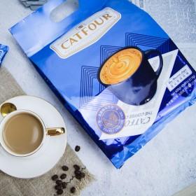 蓝山咖啡风味40条袋 咖啡提神速溶咖啡粉