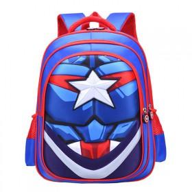 书包小学生男孩1-3-4-6年级减负护脊双肩包儿童
