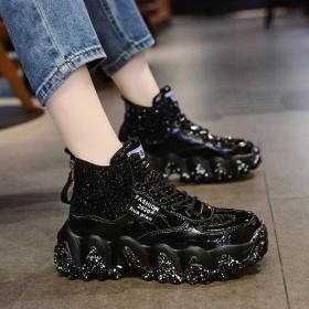 厚底老爹鞋女运动鞋女