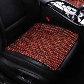 木珠汽车坐垫单片