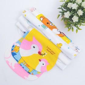 【3块】100%纯棉宝宝垫背巾棉纱吸汗巾适合婴幼儿