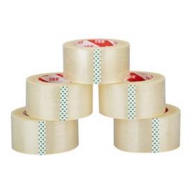 【5大卷】透明胶带高粘不断封箱带胶布打包装饰宽胶带