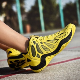 保罗街头休闲鞋男全明星高帮战靴防滑运动鞋跑步鞋