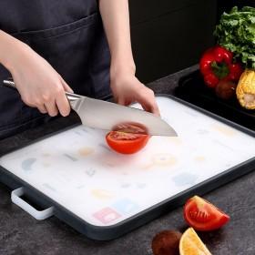 双面菜板304不锈钢切菜板