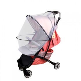 婴儿车通用加密蚊帐