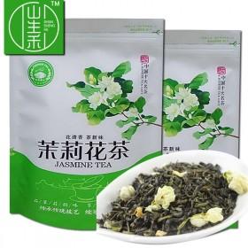 山生禾清香茉莉花茶200克