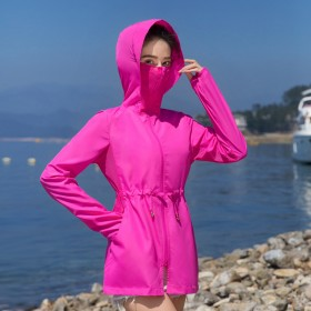 UPF50专业防晒衣女皮肤衣防晒服防晒衫防晒外套