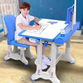 学习桌多功能写字桌台家用作业书桌可升降桌椅组合套装