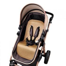 婴儿车夏季通用凉席