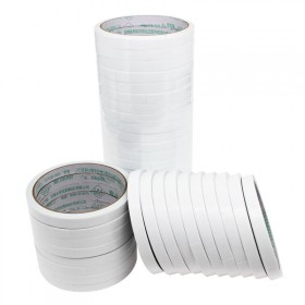 【40卷】双面胶带带长10米办公强力超薄超粘纸胶带