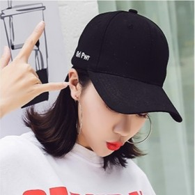 鸭舌帽遮阳防晒韩版鸭舌帽