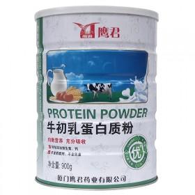 鹰君牛初乳蛋白质粉 蛋白粉中老年低糖型900g