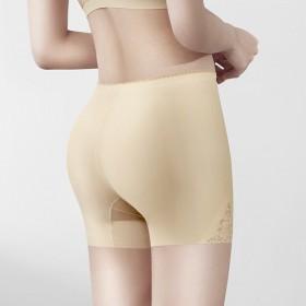 可当内裤穿的安全裤海藻纤维轻薄防走光冰丝大码女