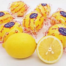 黄柠檬5斤装中小果