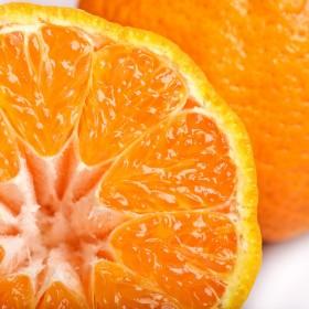 8斤装 阆中无籽大脐橙 75mm大果薄皮多汁