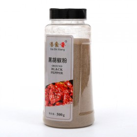 黑胡椒粉500g包邮现磨越南黑胡椒意大利面调料牛排