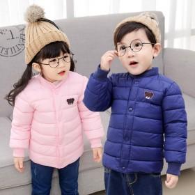 【清仓处理】0-9岁男女孩棉衣1婴幼儿宝宝羽绒棉