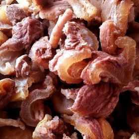 四斤牛肉筋头巴脑五香全熟牛肉牛肚肉筋火锅食材刮骨肉
