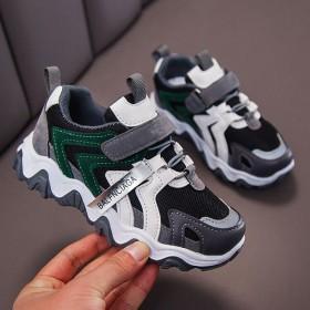 男童鞋春秋新款韩版中大童儿童鞋子女童单鞋男孩运动鞋
