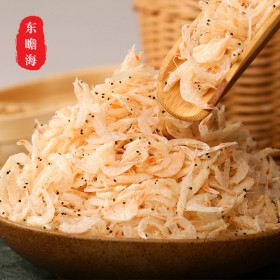 东瞻海新鲜虾皮500g补钙小虾米虾仁海米虾干海鲜水