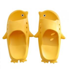 儿童拖鞋夏可爱企鹅公主女宝宝室内女童拖鞋防滑凉拖鞋