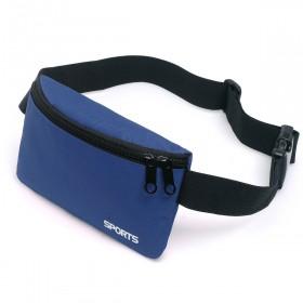 运动腰包户外跑步手机包男女弹力防盗迷你耳机孔小腰包